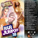 R&B Jumpoff 39 mixtape cover art