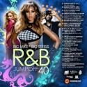 R&B Jumpoff 40 mixtape cover art