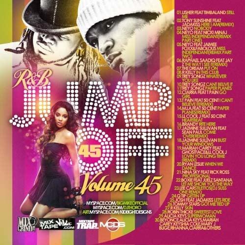 Big Mike, Big Stress › R&B Jumpoff, Vol. 45 (Listen or Download FREE)
