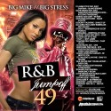 R&B Jumpoff 49 mixtape cover art
