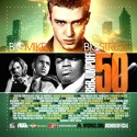 R&B Jumpoff 50 mixtape cover art