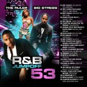 R&B Jumpoff 53 mixtape cover art