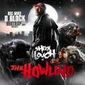 Sheek Louch - The Howling mixtape cover art