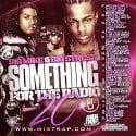 Something For The Radio 20 mixtape cover art