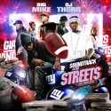 Soundtrack To The Streets 10 mixtape cover art