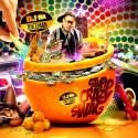 OJ Da Juiceman - Stupid Crazy Swag mixtape cover art