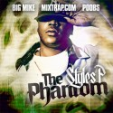 Styles P. - The Phantom (Hosted by Poobs) mixtape cover art