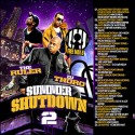 Summer Shutdown 2 mixtape cover art