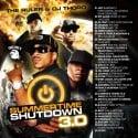 Summer Shutdown 3.0 mixtape cover art