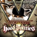 Termanology - Hood Politics V mixtape cover art