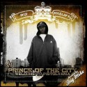 Wiz Khalifa - Prince Of The City: Welcome To Pistolvania mixtape cover art