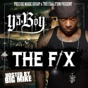Ya Boy - The Fix mixtape cover art