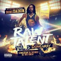 Duke Da Don - Raw Talent 2 (Don Curry) mixtape cover art