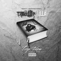 Tracklife Killa - Trap Tales 3 mixtape cover art