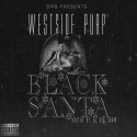Westside Purp - Black Santa mixtape cover art
