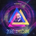 2086: The Mix Machine mixtape cover art