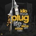 Kilo Moe - Plug Life mixtape cover art