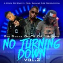 No Turning Down 2 mixtape cover art