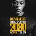 Rodium Swap Meet 2080 (SixTape) mixtape cover art