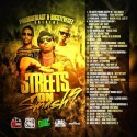 Streets On Smash 9 (Feds Is Watchin') mixtape cover art