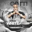 White Knights (To Ridgecrest N Back) mixtape cover art
