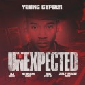 Young Cypher - The Unexpected mixtape cover art