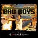Bad Boys mixtape cover art