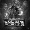 Cocaine Residue 2 mixtape cover art