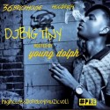 #HighClassDopeboyMuzic (Hosted By Young Dolph) mixtape cover art