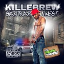 Killebrew - Santrap Finest mixtape cover art