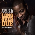Snead - Long Over Due mixtape cover art
