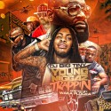 Young Niggaz Trappin (Hosted By Waka Flocka) mixtape cover art