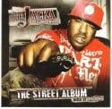 The Jacka - The Street Album mixtape cover art