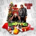LOXmas mixtape cover art