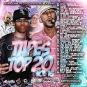 Tapes Top 20, Vol.18 mixtape cover art