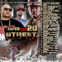 Tapes Top 20 Street 7 mixtape cover art