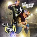 Young Jeezy & T.I. - Who's Got The Crown, Vol. 5 mixtape cover art