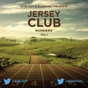 Jersey Club Runnerz mixtape cover art