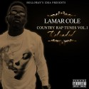 Lamar Cole - CRTV1 (Reloaded) mixtape cover art