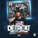 Detroit Vol. 1 mixtape cover art