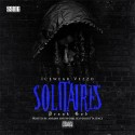 Icewear Vezzo - Solitaires mixtape cover art