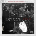 Jordan Blue - Remixtape 2 mixtape cover art
