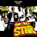 Clyde Carson - The Bay Star mixtape cover art