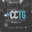 #CCTG (Can't Cheat The Grind) mixtape cover art