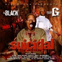 Dead-G - Suicidal mixtape cover art