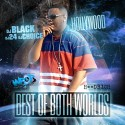Hollywood K-C - Best Of Both Worlds mixtape cover art