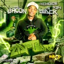 Lil Bro Bacon - Zapstarz mixtape cover art