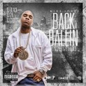 Mike Jones - Back Ballin' Underground mixtape cover art
