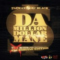 Pacman - Da Million Dollar Mane (Pac Dibiase Edition) mixtape cover art
