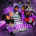 Thug Therapy - Dat Memphis Quake mixtape cover art